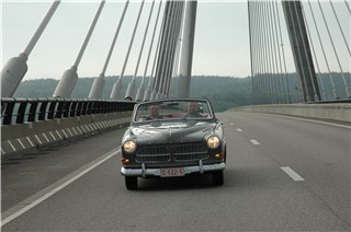 jacques coune volvo 122s from 1963 in Sweden